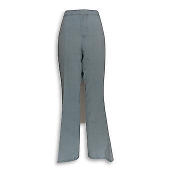 Isaac Mizrahi Live! Kvinner ' s pluss jeans 24/7 denim Boot cut blå A270047