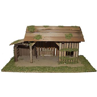 Crib JERICHO Wooden Crib Christmas crib Christmas nativity scene very large
