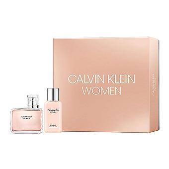 Calvin Klein Kobiety Zestaw prezentowy 100ml EDP + 100ml Balsam do ciała