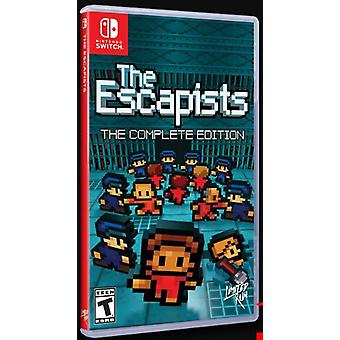 The Escapists - Kompletna edycja Switch Game