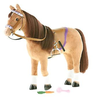 "Paradise Horses 10"" English Chestnut Horse"