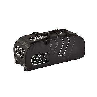 Gunn & Moore 2020 707 Wheelie Cricket Duffle Holdall Bag Black