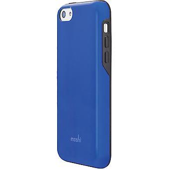 Moshi iGlaze Remix Case for iPhone 5c - Diablo Blue