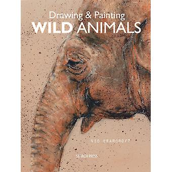 Drawing  Painting Wild Animals by Vic Bearcroft