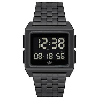 Watch Adidas Originals Z01-001-00 - steel black man