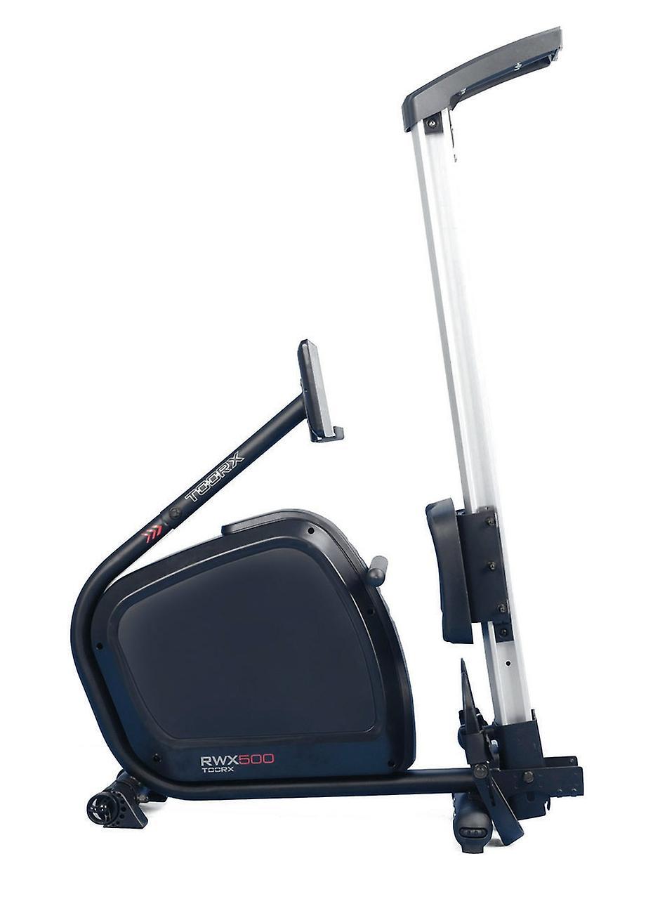 Toorx Chrono Line RWX-500 Rowing Machine - LCD Backlit Display - 12 Programs