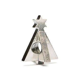 Trollbeads Christmas Tree Silver Bead