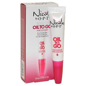 OPI Nail Treatment Oil to Go för nagelband 7,5 ml