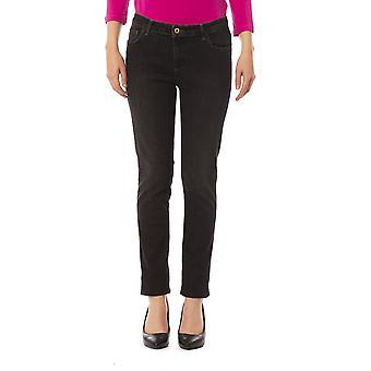 Women's Trussardi Black Jeans