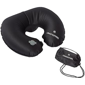 Craghoppers Mens Inflatable Blow Up Travel Pillow