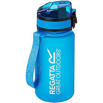 Regatta 0.35L Reusable Tritan Flip Bottle Blue