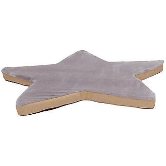 Ferribiella большой коврик звезда 100X95X5Cmm (кошки, постельные принадлежности, кровати)