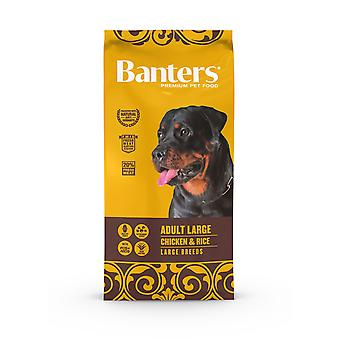 Banters Adult Large (Dogs , Dog Food , Dry Food)