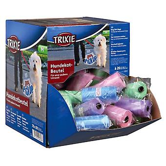 Trixie 1 Roll of 20 Bags (Dogs , Grooming & Wellbeing , Bathing and Waste Disposal)