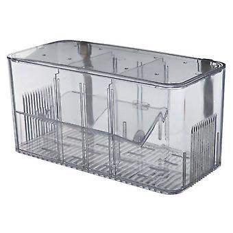 Trixie fisk plast kläckeri 5 kammaresystem 20 x 10 x 10 Cm.