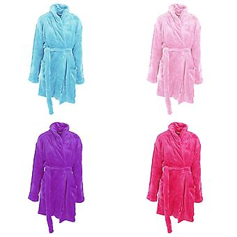 Forever Dreaming Womens/Ladies Supersoft Fleece Dressing Gown
