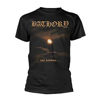 Bathory The Return Official Tee T-Shirt Mens Unisex