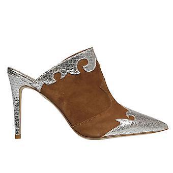 Paris Texas Px145 Women's Brown Suede Ankle Boots