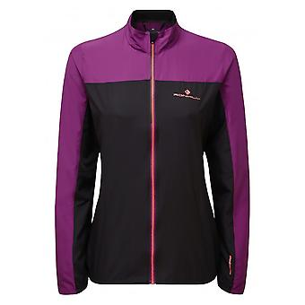 Ron Hill Womens Stride Windspeed Breathable Reflective Coat