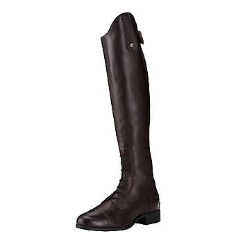 Ariat Heritage Contour Ii Womens Field Zip Riding Boot - Sienna