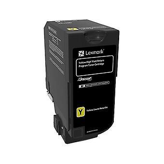 Lexmark High Yield Return Program Toner Cartridge 12K