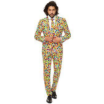 Costume Mr. Confetteroni homme Opposuits