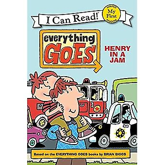 Everything Goes: Henry in a Jam (My First I Can Read - Level Pre1
