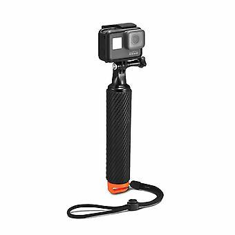 Lebegő fogantyú szelfibottal a GoPro akciókamerához