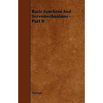 Basic Synchros and Servomechanisms  Part II by Various