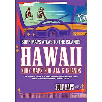 Surfmaps USA Hawaii 2010 Edition by Surfmaps Com