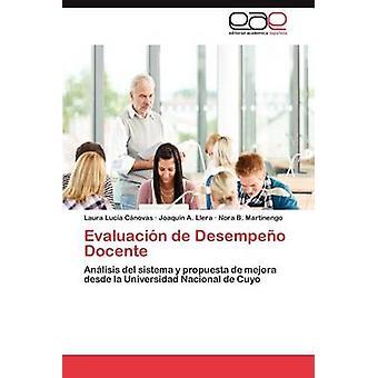 Evaluacin de Desempeo Docente by Cnovas Laura Luca