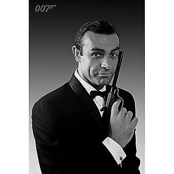 James Bond 007 Sean Connery Tuxedo Maxi Poster