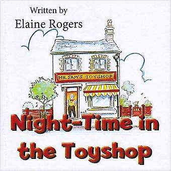 Night-Time in the Toyshop by Elaine Rogers - 9780722348772 Book