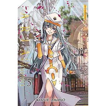 Aria - The Masterpiece - Volume 5 by Kozue Amano - 9781427860040 Book