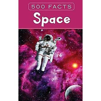 Space - 500 Facts by Pegasus - 9788131942116 Book