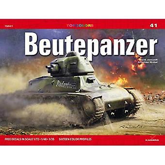 Beutepanzer by Marek Jaszcolt - 9788366148550 Book