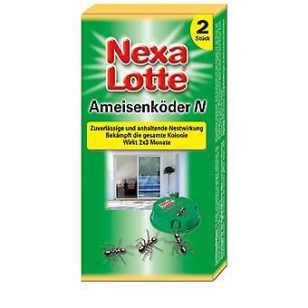 NEXA LOTTE® ant bait N, 2 doses