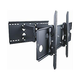 Titan Series Full-Motion Articulating TV Wall Mount Bracket for TVs 32in to 60in  Max Weight 175 lbs  Extension Range of 5.0in to 20.0in  VESA Up to 750x450  Works with Concrete & Brick by Monoprice