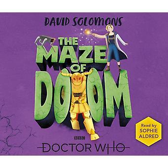 Doctor Who The Maze of Doom de Solomons & David