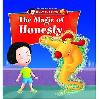 MAGIC OF HONESTY (Magical World of Benny & Buzo Series)