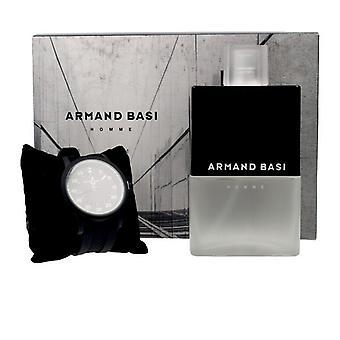 Heren's Parfum Set Homme Armand Basi EDT (2 pc's)
