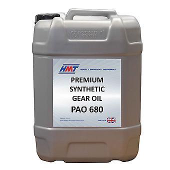HMT HMTG150 Premium engranaje sintético aceite PAO 680-25 litros plástico