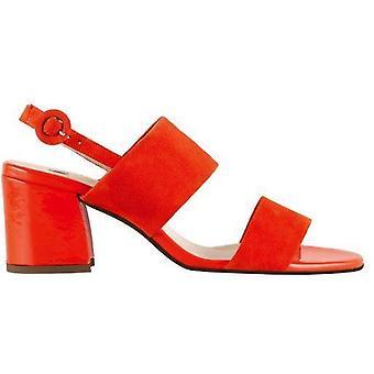 Hogl zuiverheid rode sandalen vrouwen rood