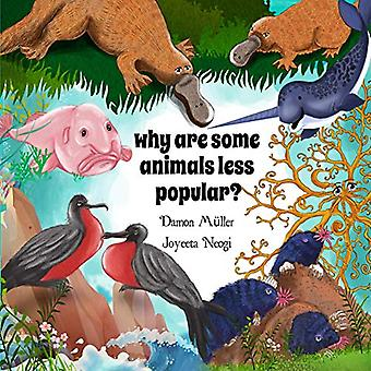 Why Are Some Animals Less Popular? by Damon Muller - 9786197458534 Bo