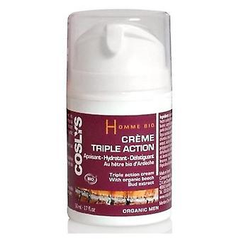 Coslys Triple Action Face Cream 50 ml