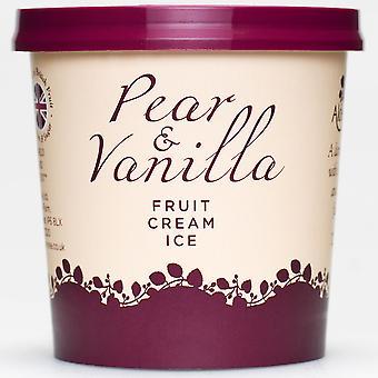 Alder Tree Pear & Vanilla Fruit Ice Cream