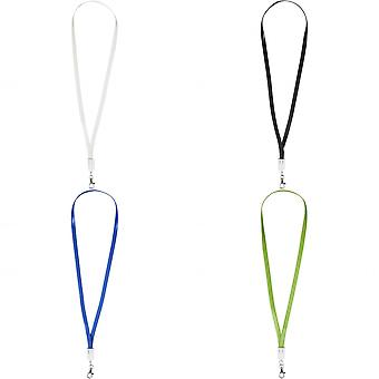 Bullet 2-In-1 Charging Cable In Clip Lanyard