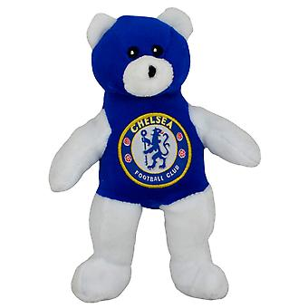Chelsea FC Official Football Crest Design Plush Teddy Bear