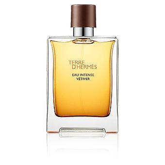 Hermes - Terre D'Hermes Eau Intense Vetiver Edp Spra - Eau De Parfum - 200ML