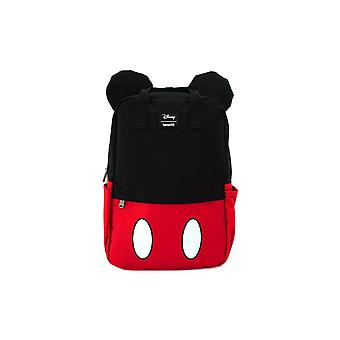 Loungefly x disney mickey mouse cosplay nylon backpack